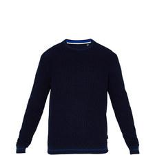 Toxic Textured Stitch Sweater