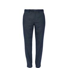 Beektro Semi Plain Trousers