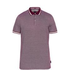 Poodal Stripe Detail Polo Shirt