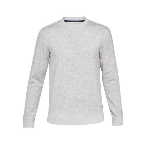 Spanyal Knitted Panel Detail Sweatshirt, ${color}