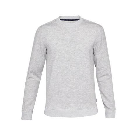Spanyal Knitted Panel Detail Sweatshirt, ${color}