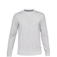 Spanyal Knitted Panel Detail Sweatshirt