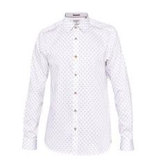 Wunderr Diamond Print Shirt