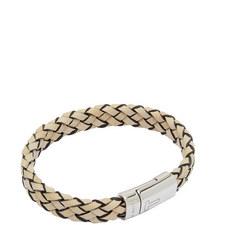 Runfast Woven Leather Bracelet