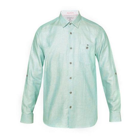 Jaames Linen Shirt, ${color}