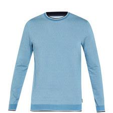 Striped Ribstart Sweater