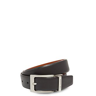 Karmer Reversible Leather Belt