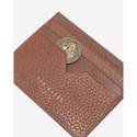 Hunkee Pebble Grain Card Holder, ${color}