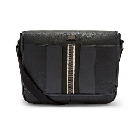 a57a5a496928 TED BAKER Pollo Webbing Messenger Bag