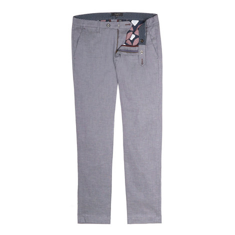 Bestbet Slim Fit Checked Trousers, ${color}