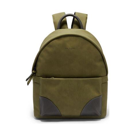 Graveet Contrast Corner Backpack, ${color}