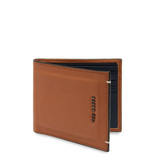 Stormz Perforated Leather Bi-Fold Wallet
