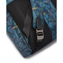 Primate Printed Nylon Backpack, ${color}