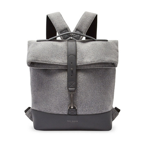 Cashed Wool Backpack, ${color}