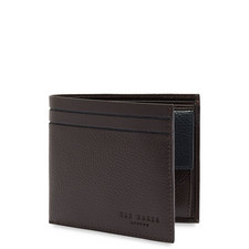 Cheez Leather Bi-Fold Wallet