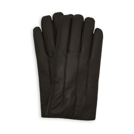 Rainboe Leather Gloves, ${color}