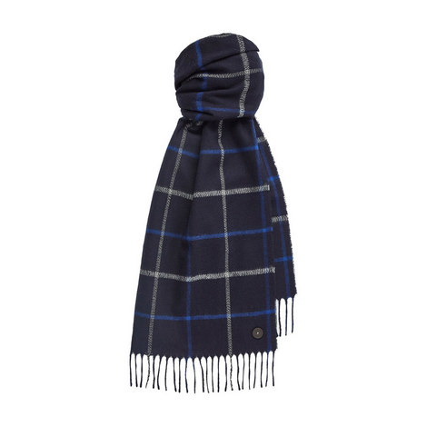 Halwil Checked Scarf, ${color}