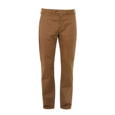 Clasleb Classic Fit Cotton Chinos, ${color}