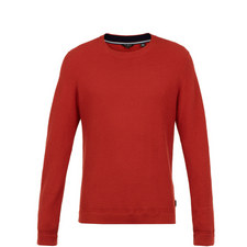 Percypi Textured Wool Jumper