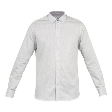 Jenkins Geo Print Shirt, ${color}