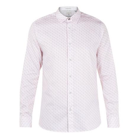 Pimlico Geo Print Shirt, ${color}