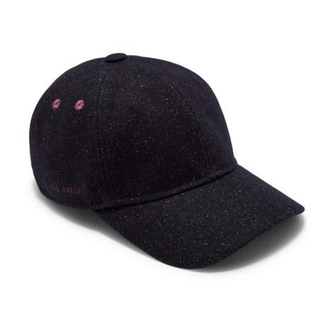 Berryz Semi Plain Baseball Cap, ${color}