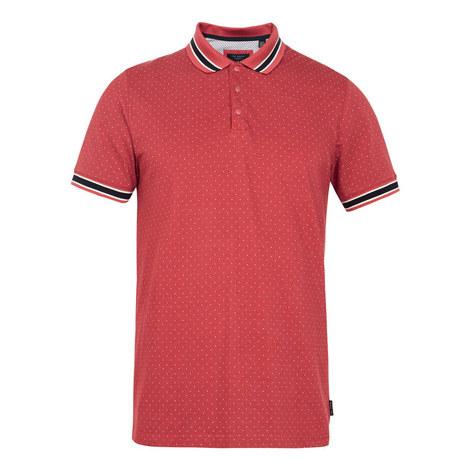 Museo Mini Spot Print Polo Shirt, ${color}
