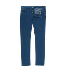 Talma Tapered Light Wash Jeans