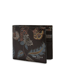 Chander Printed Bifold Wallet