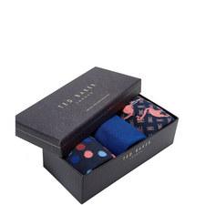 Tinse Three-Pack Sock Set