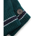 Pairs Stripe Cuff Gloves, ${color}