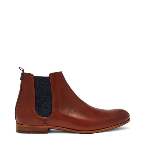 Whron Leather Chelsea Boots, ${color}