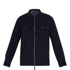 d802be7c4f3b Nomel Two-Pocket Zipped Shirt Jacket. Promotion TED BAKER ...
