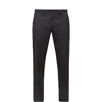 Thaiel Semi Plain Trouser