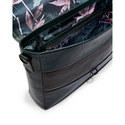Bocelli Striped Messenger Bag, ${color}
