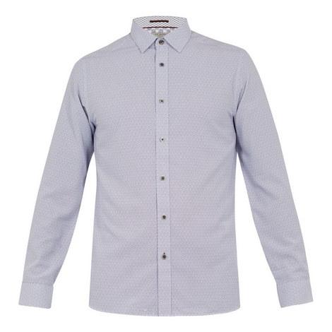 Hiena Geo Print Shirt, ${color}