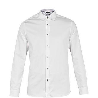 Otta Satin Effect Shirt