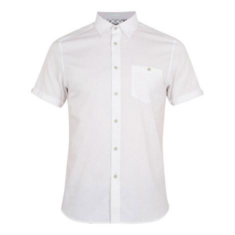 Wallabi Cotton Short Sleeved Shirt, ${color}