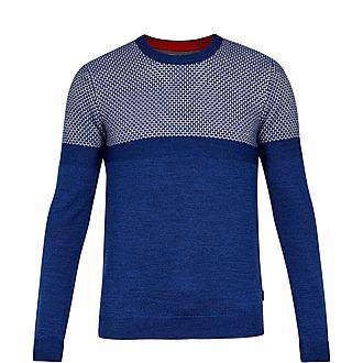 Yeting Stitch Sweater