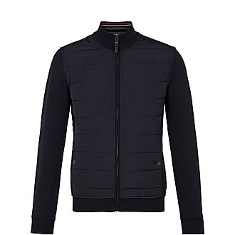 Mowntan Quilted Funnel Neck Jacket