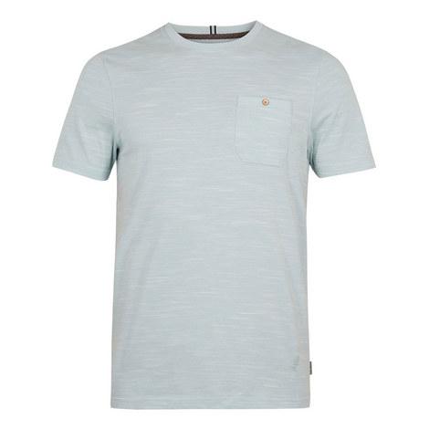 Skales Slub Look Cotton T-Shirt, ${color}