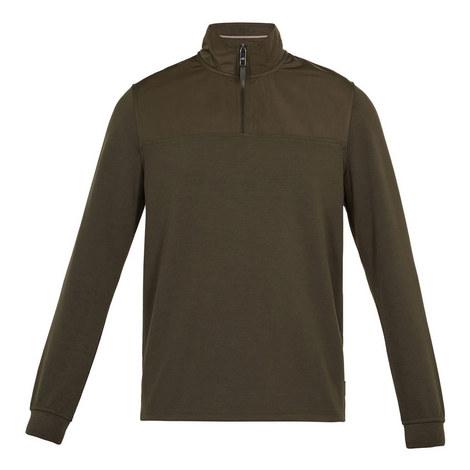 Hill Half Zip Sweater, ${color}