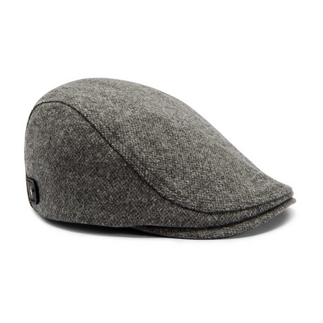Souffle Textured Flat Cap, ${color}
