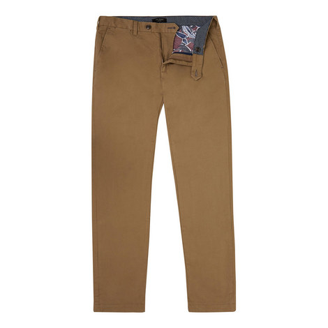 Seenchi Slim Fit Chinos, ${color}