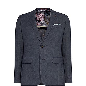 Mumble Plain Suit Jacket