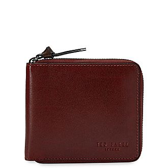 Kerola Zip Around Wallet