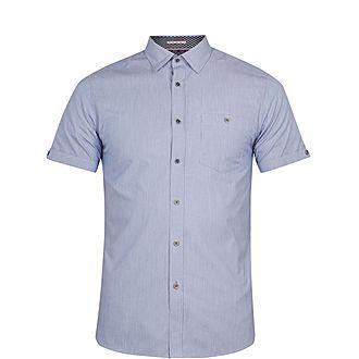 Walman Fine Stripe Cotton Shirt
