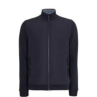 Dandye Funnel Neck Jacket