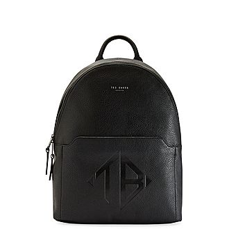Dennt Embossed Backpack