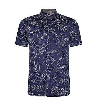Damiem Floral Print Shirt